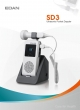 SD3 Ultrasonic Pocket Doppler